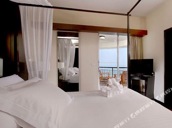 華欣希爾頓温泉度假酒店(Hilton Hua Hin Resort & Spa)海景行政特大床套房