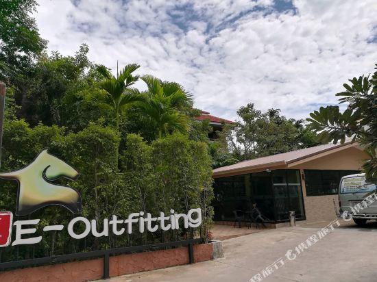 芭堤雅首驛精品酒店(E-Outfitting Boutique Hotel Pattaya)外觀