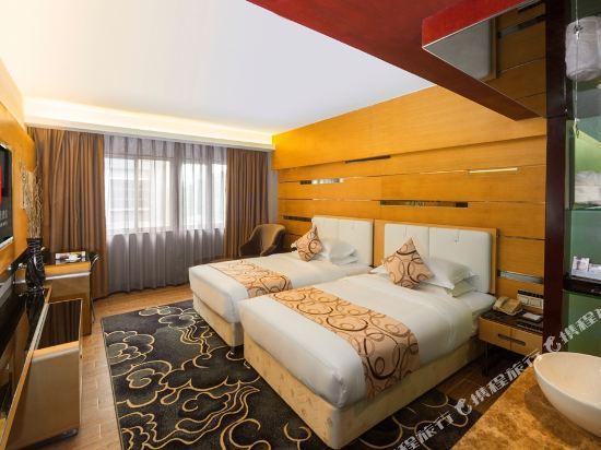 珠海嘉麗城景酒店(Jia Li City View Hotel)高級雙床房