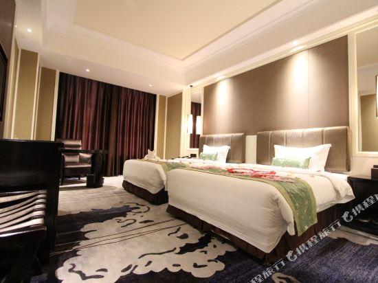 維納斯皇家酒店(佛山南海萬達廣場店)(原凱利萊國際酒店)(Venus Royal Hotel (Foshan Nanhai Wanda Plaza))商務雙床房