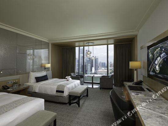 新加坡濱海灣金沙酒店(Marina Bay Sands)市景尊貴房