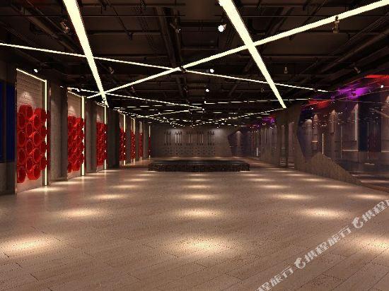 上海Pagoda君亭設計酒店(Pagoda Junting Design Hotel)健身娛樂設施