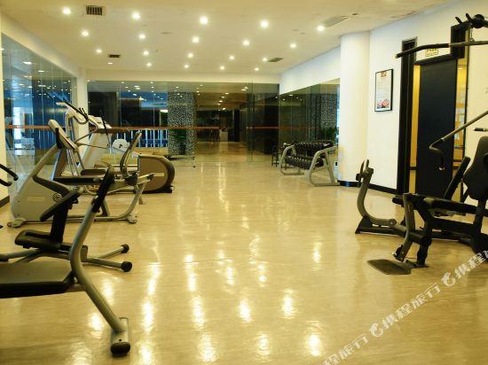 溧陽涵田度假村酒店(Hentique Resort & Spa)健身房