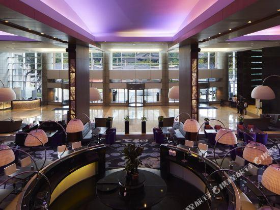 首爾世貿中心洲際酒店(InterContinental Seoul COEX)大堂吧