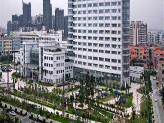 世紀星連鎖艾尚酒店(佛山國際傢俱城店)(Aishang Hotel (Foshan International Furniture City))周邊圖片