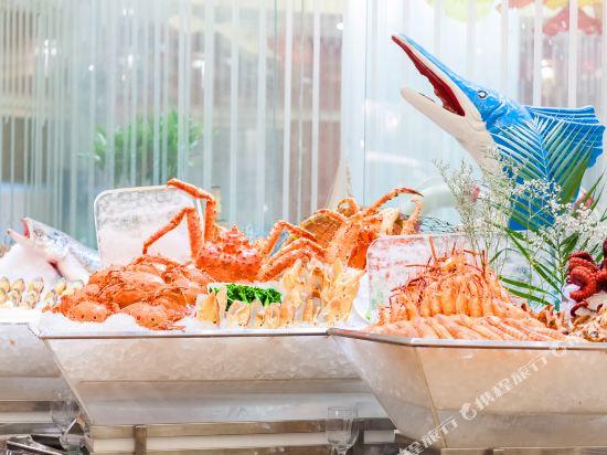 東莞石碣富盈酒店(Cinese Hotel Dongguan Shijie)西餐廳