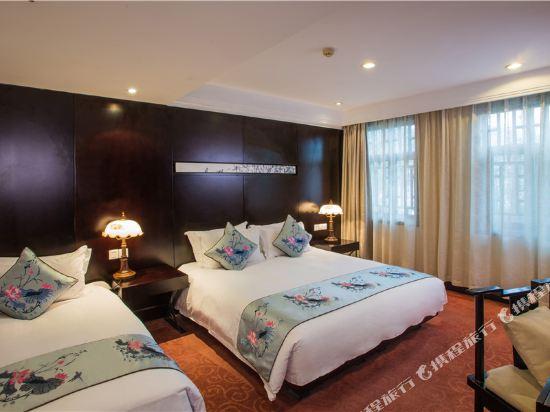 杭州三台山莊(Sunday Sunny Resort)家庭房