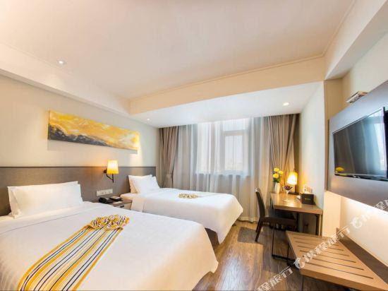 如家精選酒店(昆明翠湖店)(Home Inn Plus (Kunming Cuihu))精選雙人房