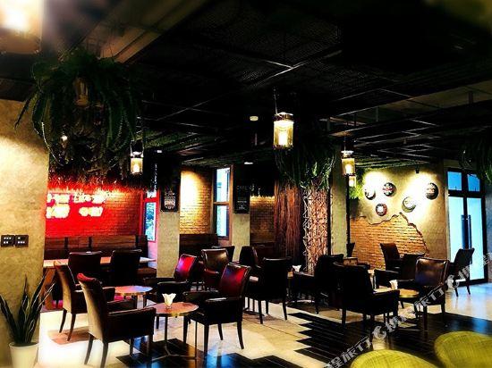 芭堤雅T酒店(T Pattaya Hotel)公共區域