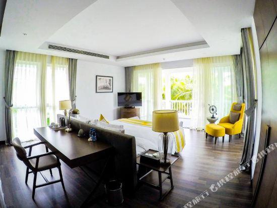 峴港雅高尊貴度假村(Premier Village Danang Resort Managed by AccorHotels)海濱別墅(帶私人小型泳池)