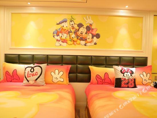 杭州中維香溢大酒店(Zhongwei Sunny Hotel)米奇
