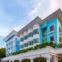 泰萊藍調小墅(珠海橫琴海洋王國店)酒店預訂