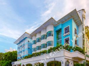 泰萊藍調小墅(珠海橫琴海洋王國店)(Blues Hotel)
