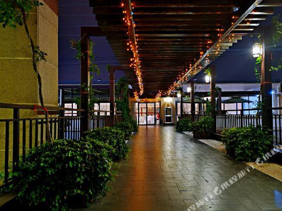 薩維爾金爵·鹿安酒店(上海國際旅遊度假區浦東機場店)(Savile Knight Lu'an Hotel (Shanghai International Tourism and Resorts Zone Pudong Airport))公共區域