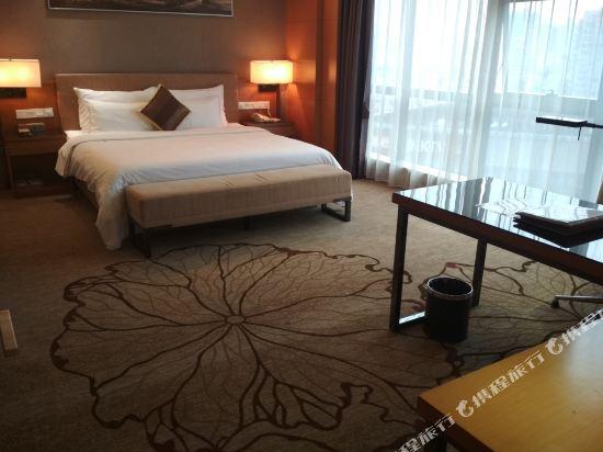 東莞金銀島國際大酒店(Treasure Island Hotel)麻將套房
