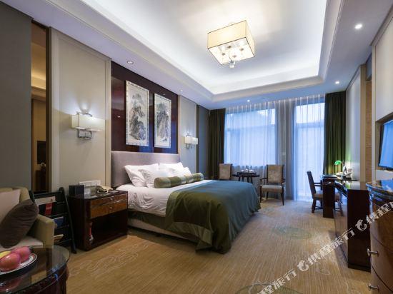 蝶來浙江賓館(Deefly Zhejiang Hotel)3號樓行政豪華大床房
