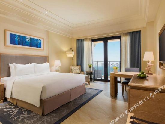 長隆橫琴灣酒店(珠海海洋王國店)(Chimelong Hengqin Bay Hotel (Zhuhai Dolphin Flagship Store))度假海景客房