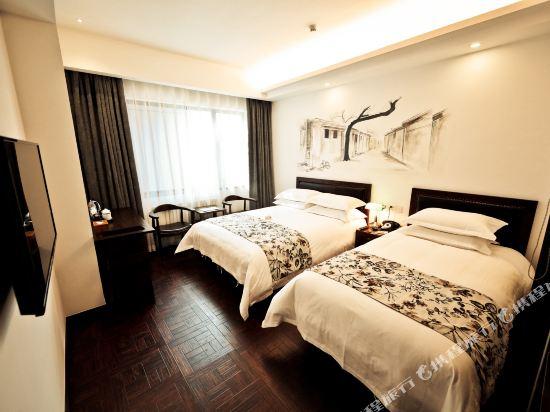 時光漫步懷舊主題酒店(北京國貿勁鬆店)(Nostalgia Hotel (Beijing Guomao Jinsong))時光家庭房