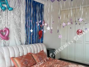 牡丹江邊城獨一處浪漫滿屋普通公寓
