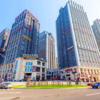 7天優品酒店(重慶江北國際機場鹿山輕軌站店)酒店預訂