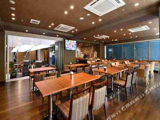博多WBF格蘭大酒店(HOTEL WBF GRANDE HAKATA)餐廳