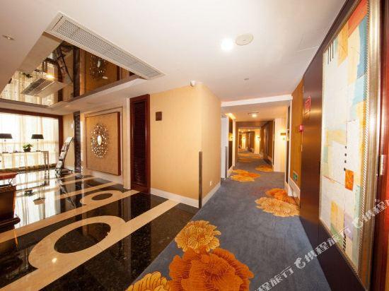 珠海來魅力假日酒店(Charming Holiday Hotel)豬豬俠海景雙床房