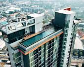 芭堤雅友客酒店式公寓 Pattaya Posh店
