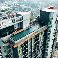 芭堤雅友客酒店式公寓 Pattaya Posh店酒店預訂