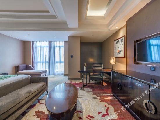 維納斯皇家酒店(佛山南海萬達廣場店)(原凱利萊國際酒店)(Venus Royal Hotel (Foshan Nanhai Wanda Plaza))至尊大床房