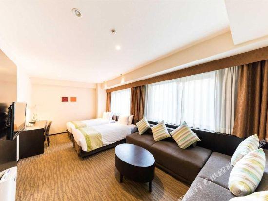 大阪難波假日酒店(Holiday Inn Osaka Namba)豪華四人房