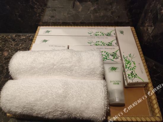 中山三鄉雅居樂酒店(Sanxiang Agile Hotel)豪華雙床房