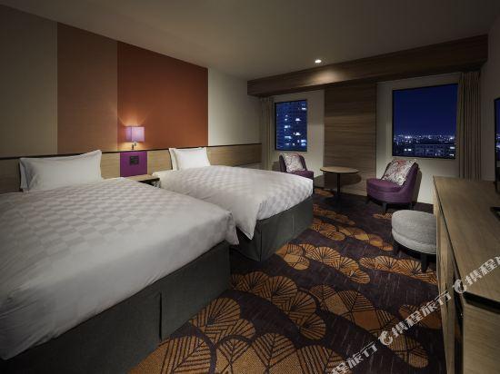 東京太陽城王子大酒店(Sunshine City Prince Hotel Tokyo)陽光樓層雙床房A