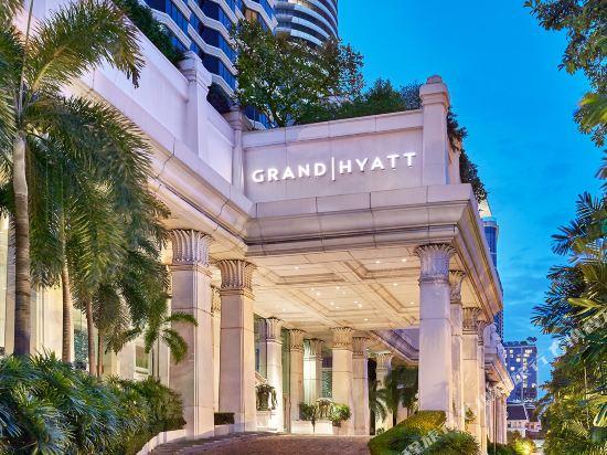 曼谷愛侶灣君悅酒店(Grand Hyatt Erawan Bangkok)外觀