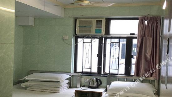 香港尖沙咀宇宙賓館