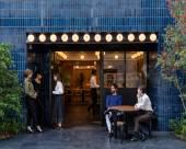 我們的淺草咖啡館/極簡酒店
