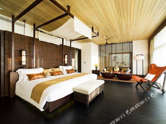 盛泰瀾幻影海灘度假村(Centara Grand Mirage Beach Resort Pattaya)尊爵皇家套房