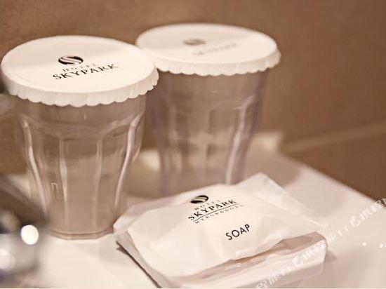 天空花園酒店濟州1號店(Hotel Skypark Jeju 1)四人客房