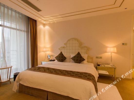 中山東方海悅酒店(Hiyet Oriental Hotel)總理套房