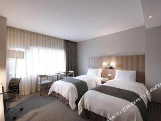 九老貝斯特韋斯特精品酒店(Best Western Premier Guro Hotel)標準四人間