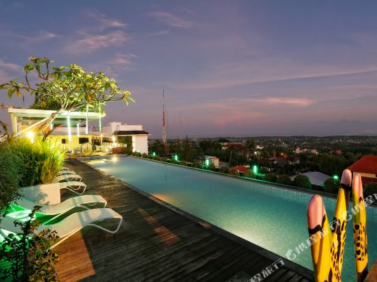 MaxOne Hotels at Bukit Jimbaran Bali