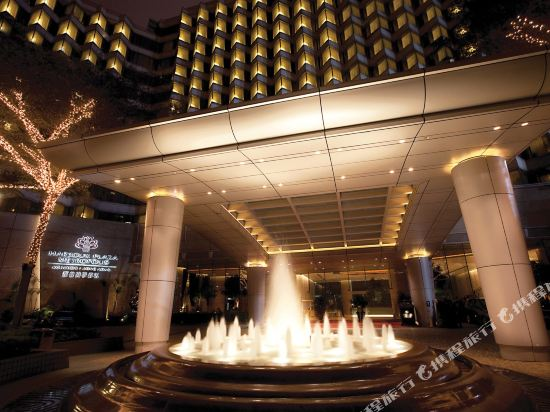 香港都會海逸酒店(Harbour Plaza Metropolis)外觀