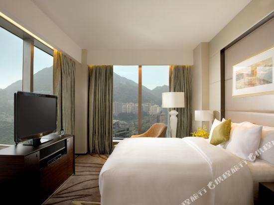 香港銅鑼灣皇冠假日酒店(Crowne Plaza Hong Kong Causeway Bay)高級套房