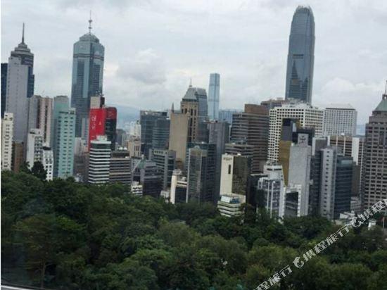香港園景軒(Garden View Hong Kong)眺望遠景