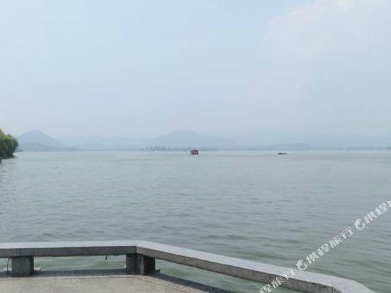 杭州大華飯店(Dahua Hotel)眺望遠景