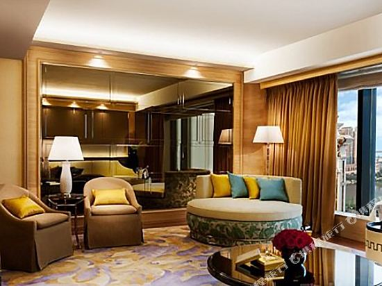 澳門銀河酒店(Galaxy Hotel)銀河套房