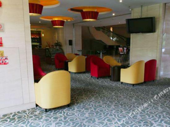 中山金鑽酒店(Golden Diamond Hotel)咖啡廳