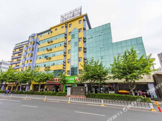Home Inn (Kunming Beijing Road North Railway Station Metro Station)
