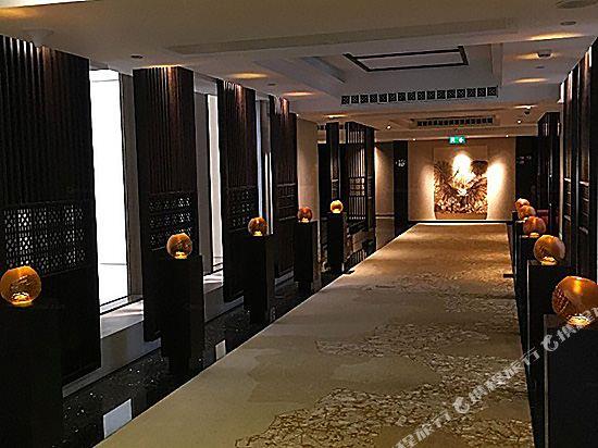 澳門悅榕莊(Banyan Tree Macau)公共區域