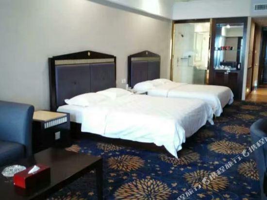 中山匯泉酒店(Huiquan Hotel)豪華雙人房