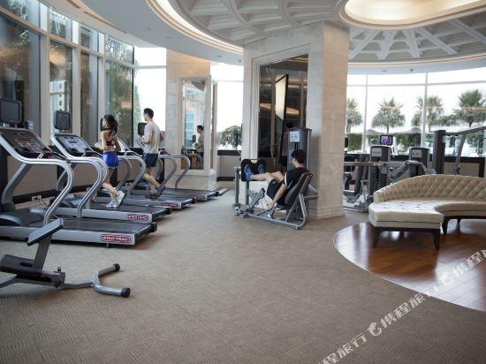 曼谷素坤逸航站 21 中心酒店(Grande Centre Point Hotel Terminal21)健身房
